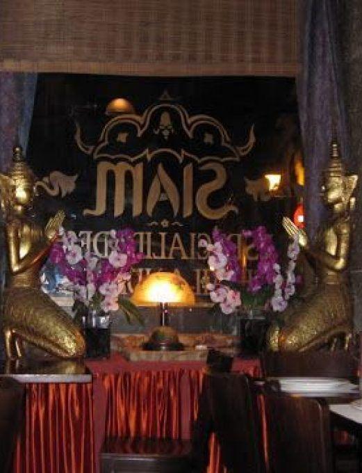 Restaurante Thai Siam