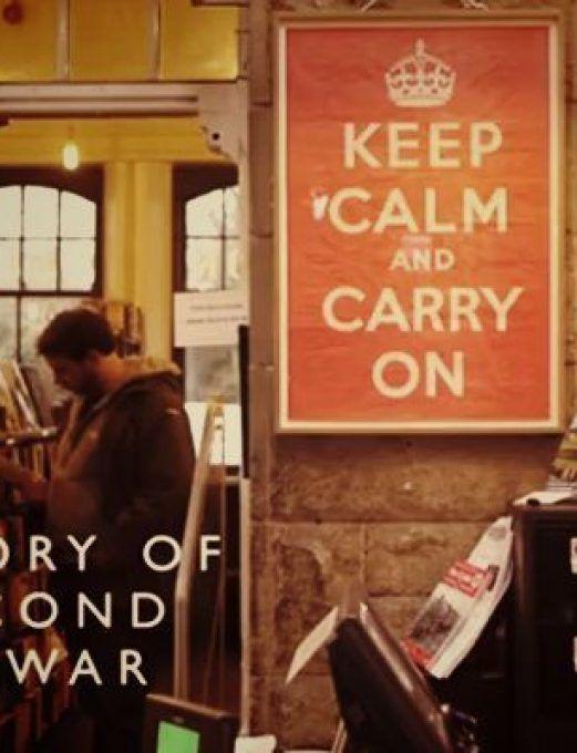 Keep Calm &….