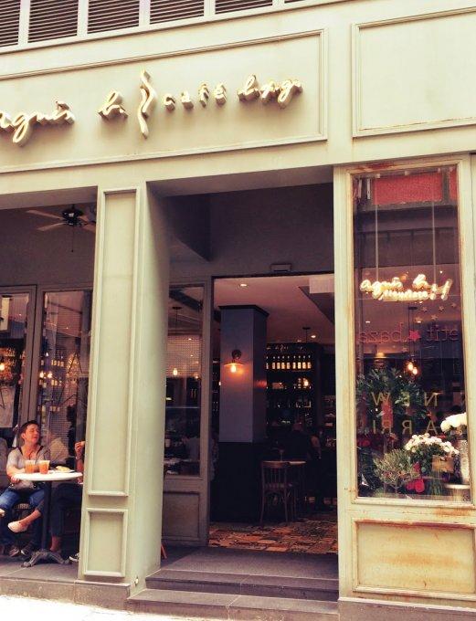 AGNÉS B CAFE @ HONG KONG