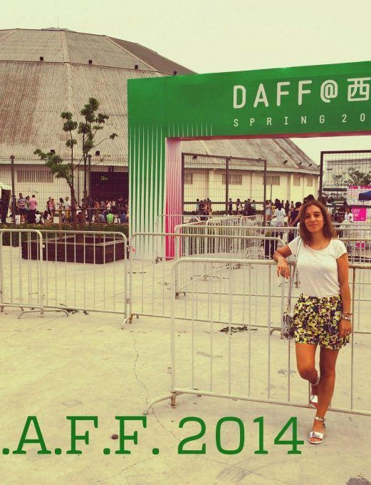 D.A.F.F. SHANGHAI SPRING 2014