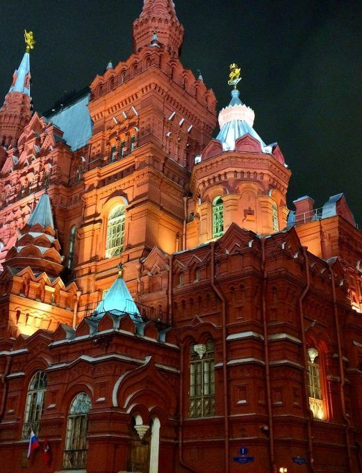 From Moscow with Love
