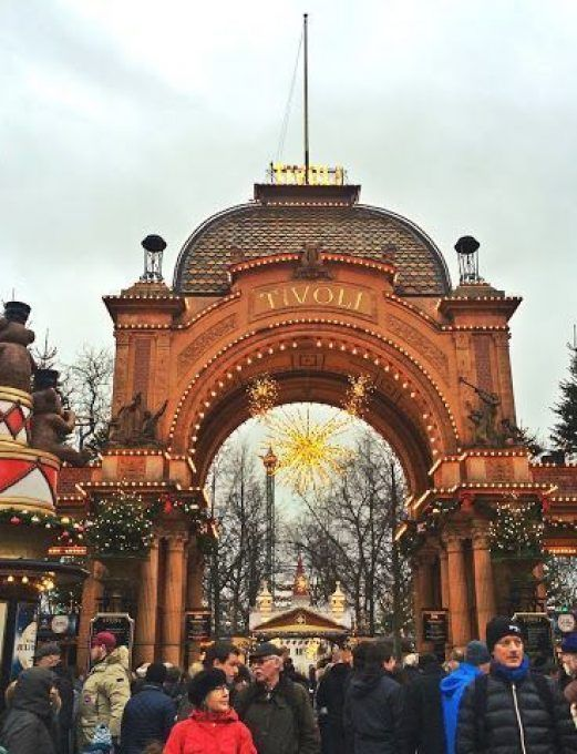 48 HOURS IN COPENHAGEN: TIVOLI