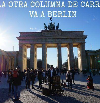 """""""LA OTRA COLUMNA DE CARRIE"""" VA A BERLIN"""