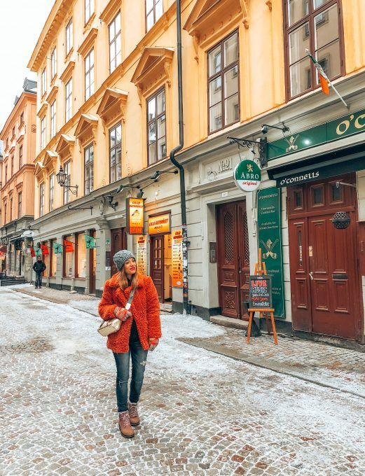 DISCOVER STOCKHOLM: OLD TOWN GAMLA STAN