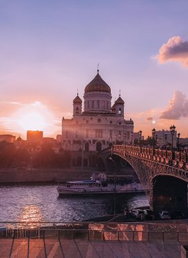 Eight places you can not miss in Moscow