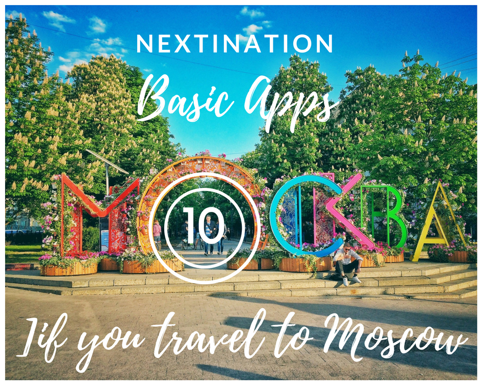 10 Apps for Moscow