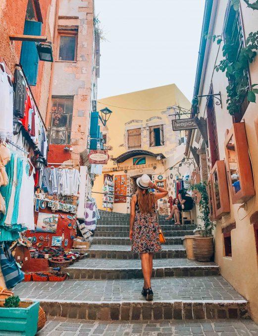 Descubre la maravillosa isla de Creta en Grecia