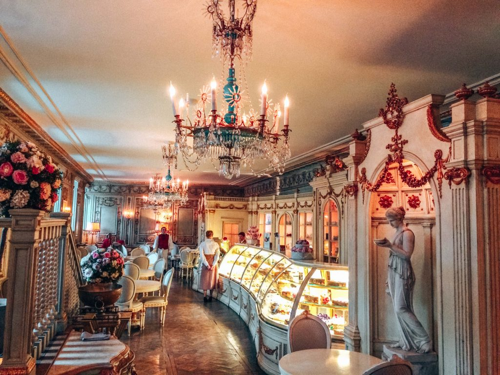 Cafe Pushkin Moscow