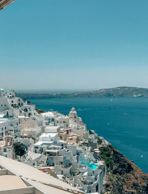 What to see in Santorini in 24 hours