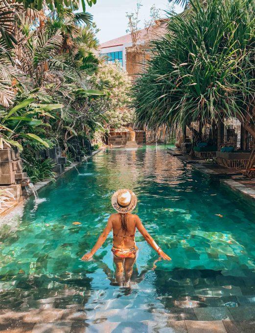 ¿Dónde quedarse? Hoteles Boutique con encanto en Bali
