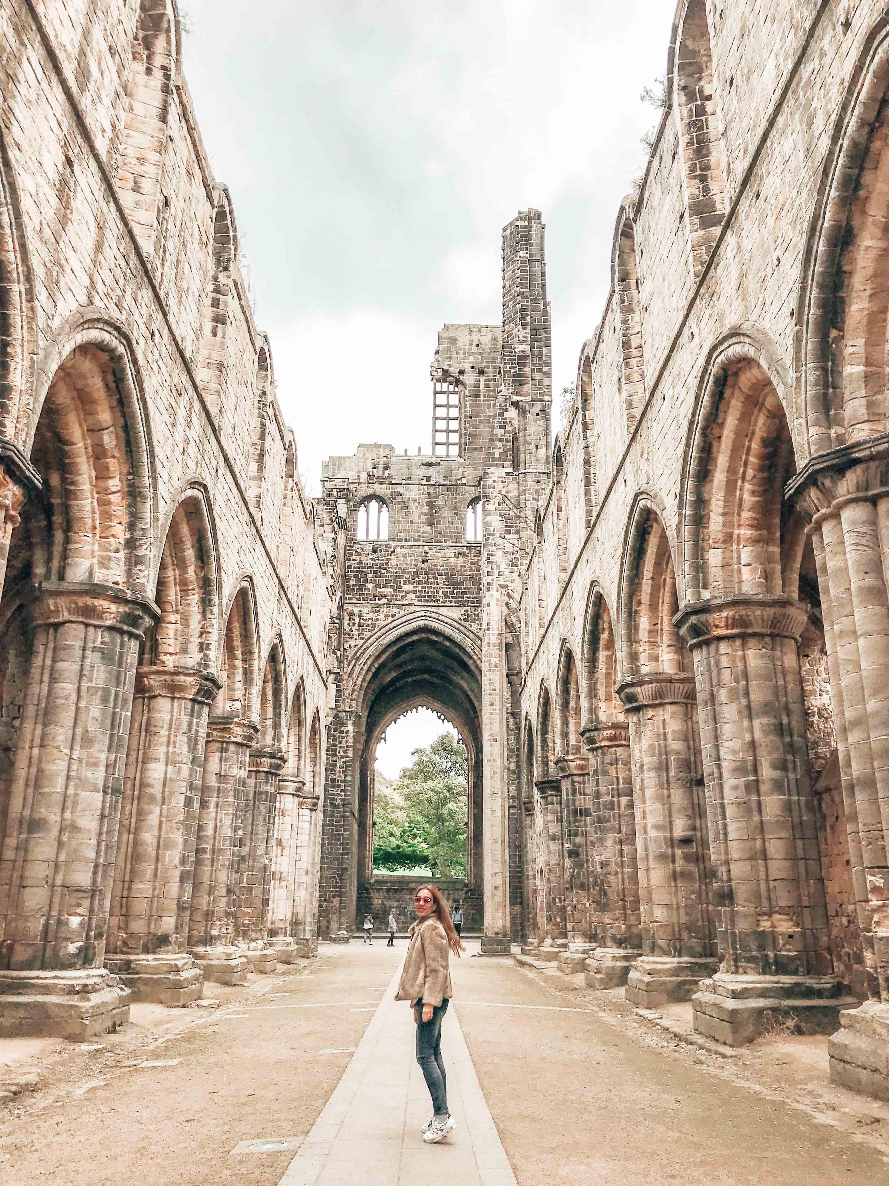 Kirkstall Abbey Leeds