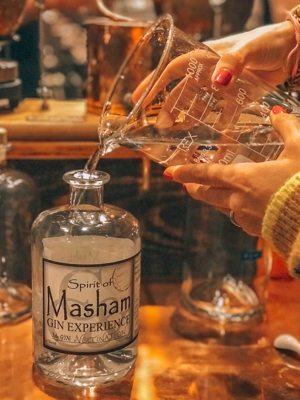 Spirit of Masham Gin