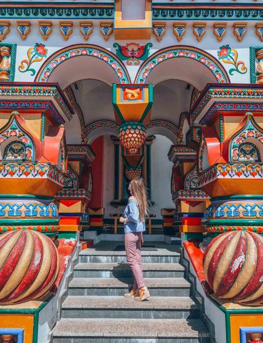 Descubre los mejores Instagram Spots en Moscu