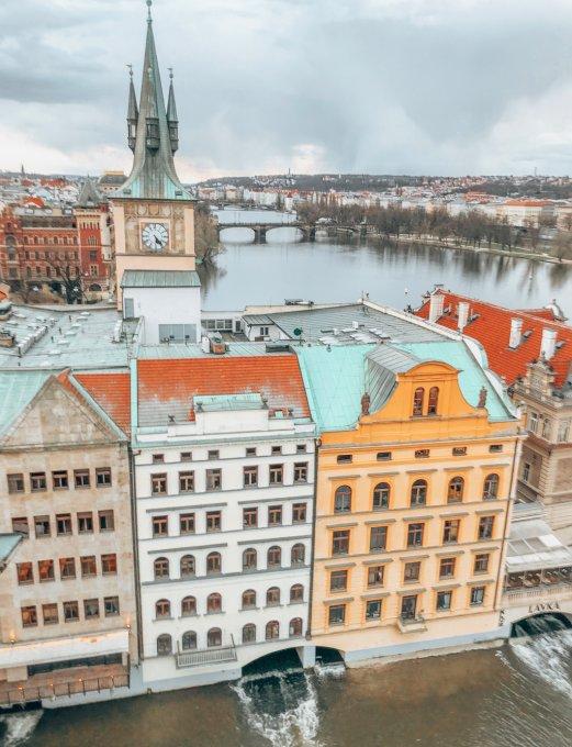 Guía de viaje de Praga (incluye mapa de localizaciones)