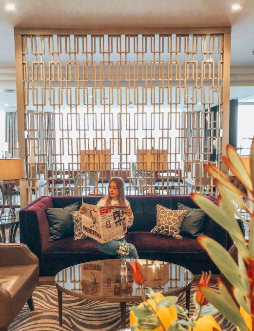 Hotel Corinthia Praga: ¿dónde quedarse?