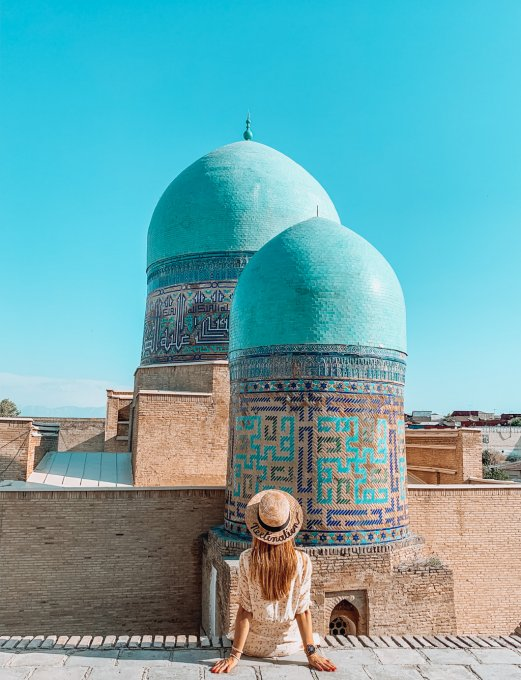 Samarkand Travel Guide (including Map of locations)