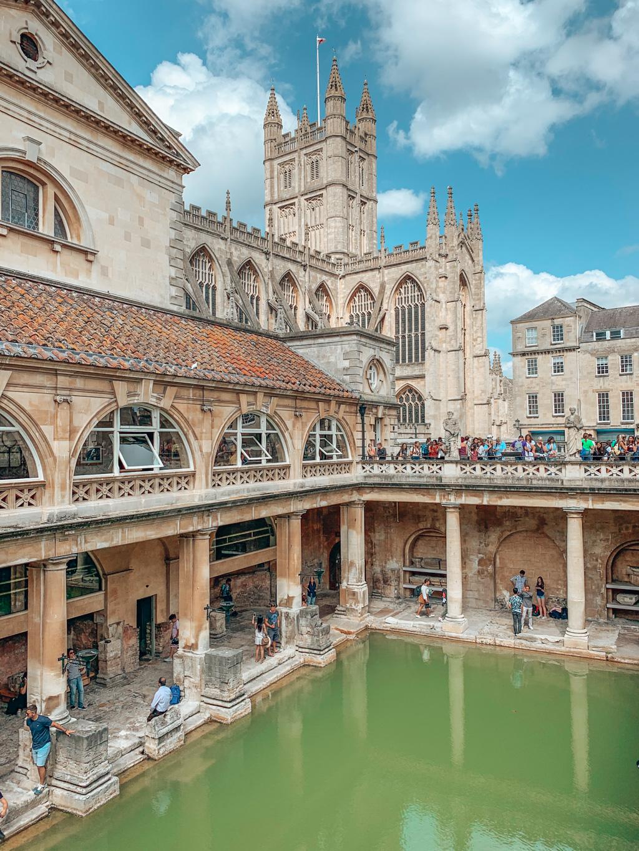 Thermal Baths Bath UK