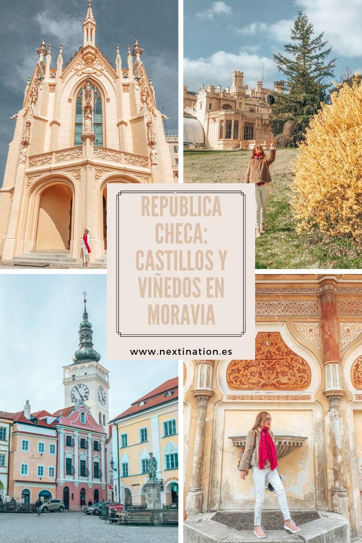 Moravia Castillos y Viñedos