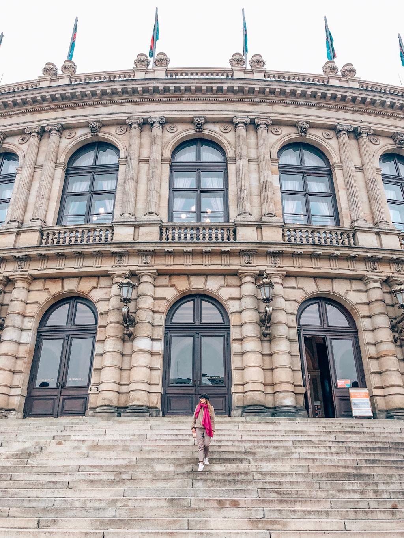 Rudolfinum Praga