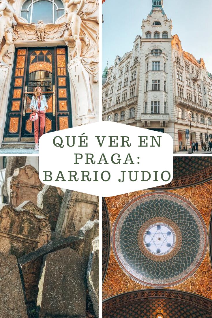 Barrio Judio Praga