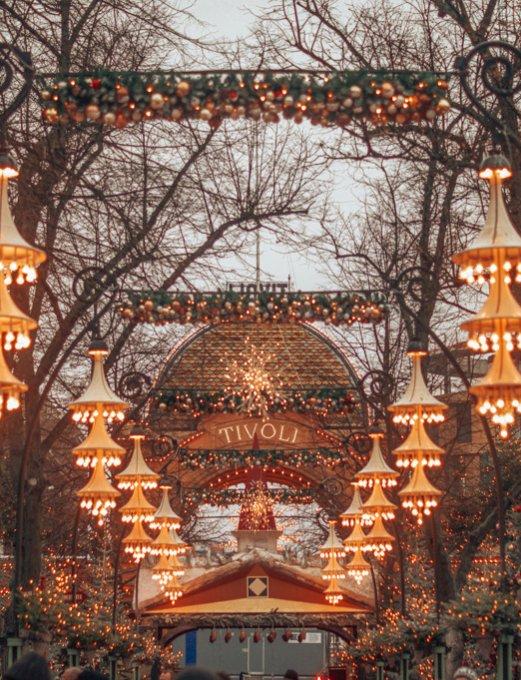 48 Horas en Copenhague: El Tivoli
