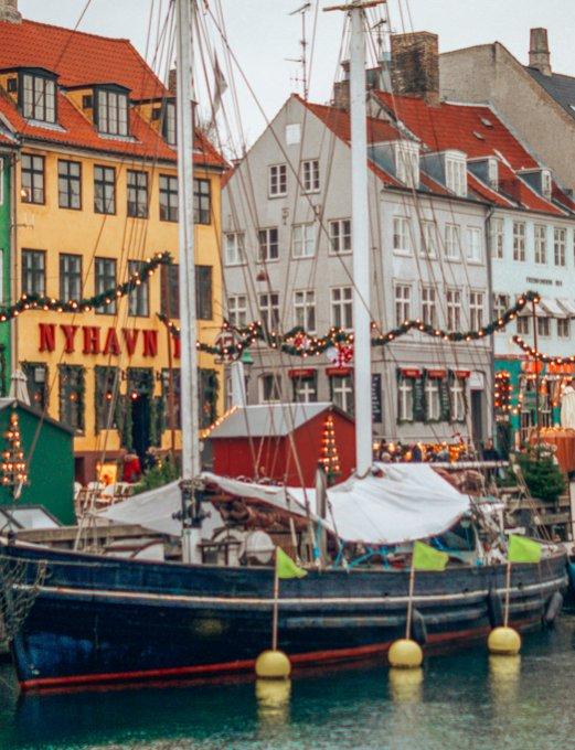 48 horas en Copenhague: El centro y la zona del puerto
