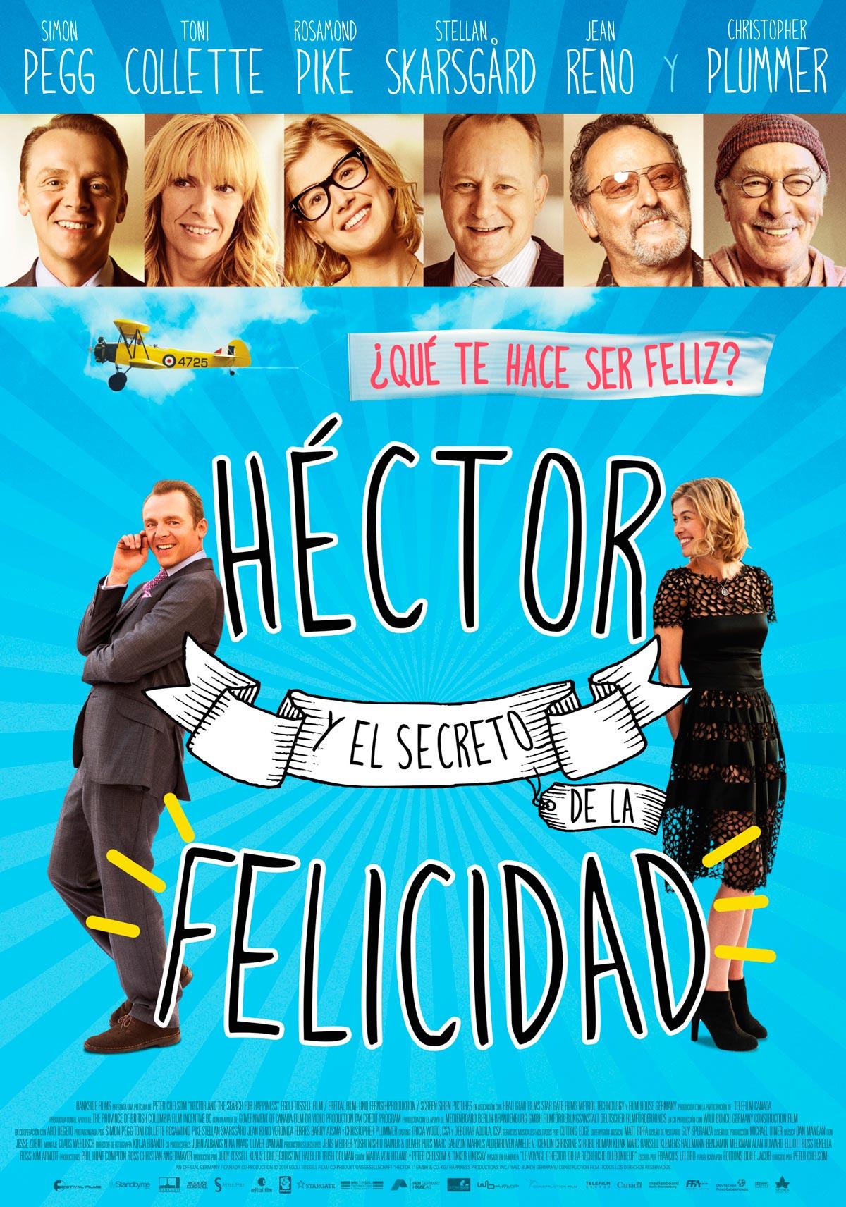 Hector y la búsqueda de la felicidad
