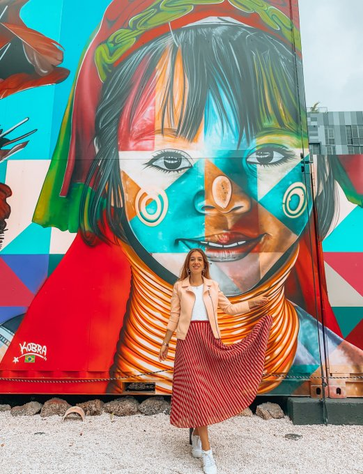 Exploring Wynwood´s Neighbourhood in Miami