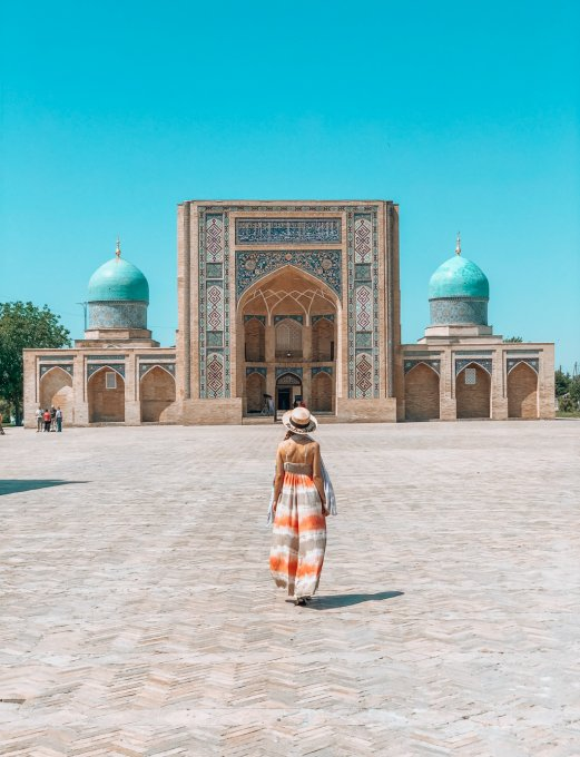 What to see in Tashkent, the capital of Uzbekistan