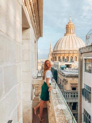 Hotel DeVilhena Malta