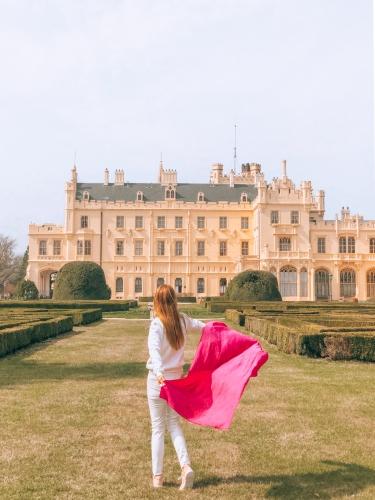 Moravia Lednice Castle