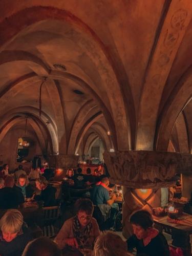 Restaurante Medieval Rozengrāls Riga